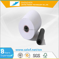 2017 best selling hight quality thermal paper roll 3 1/8''*230' 2 1/4''x50' witdh 57mm 80mm for printer pos atm cashier