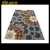LIVING ROOM LOOP PILE POLYESTER HANDHOOKED RUG FLOOR CARPET