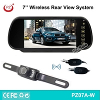 China Supplier Cheap car wireless reversing camera with rearview mirror