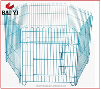China Customized Wholesale Cheap Folding Large Animal Breeding Cage