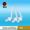 Plastic Dental Clear Intra-oral Tips For Silicone