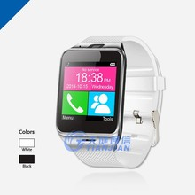 Android System Micro SIM Card Smart Mobile MTK6260A Watch Phone