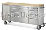 Workbench for Wooden Worktop with 10 Steel Drawers Workbench Manufacturer