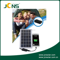 2016 faster charging solar charger powerbank solar portable charger for cellphone