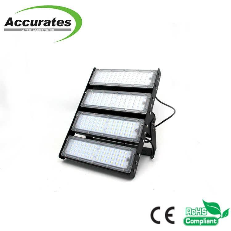 High power LED Tunnel light 120lm/w waterproof IP66 400w