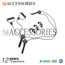 fitness plastic circular resistance band