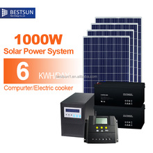 gate opener accessories solar system BFS-1000W BESTSUN solar panel system