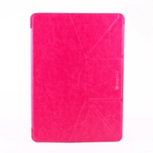 Beauty products 2014 new trendy PU leather case for ipad air