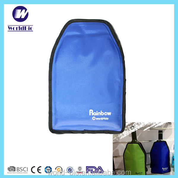 1.5L Bottle Wine Cooler Bag with Gel Inside