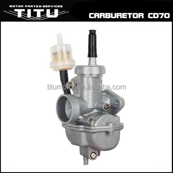 China motorcycle carburetor for CD70, CG125, CGL125, AX100,BAJAJ BOXER, PULSAR, TVS & etc.