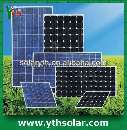 China cheap price 5,6 inch high efficiency polycrystalline/monocrystallin silicon wafer for solar energy home system used