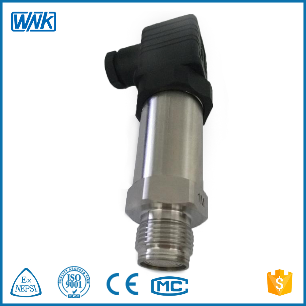 Explosion proof 4-20mA 0-5v Flush Diaphragm Pressure Transmitter