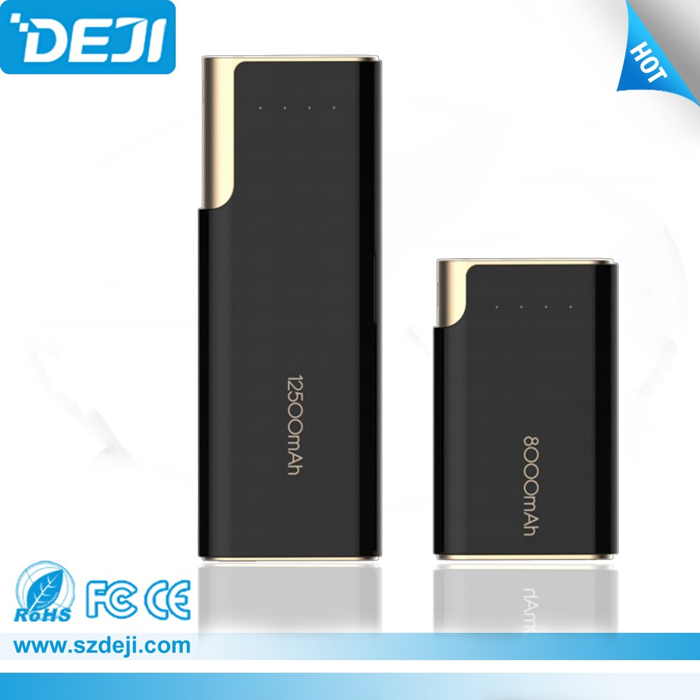 New products 2016 portable charger power bank 15000mah for samsung galaxy note