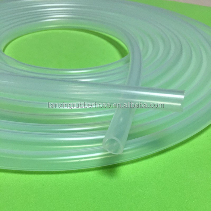 Custom made Transparent hose samco hose silicon rubber tubing tube