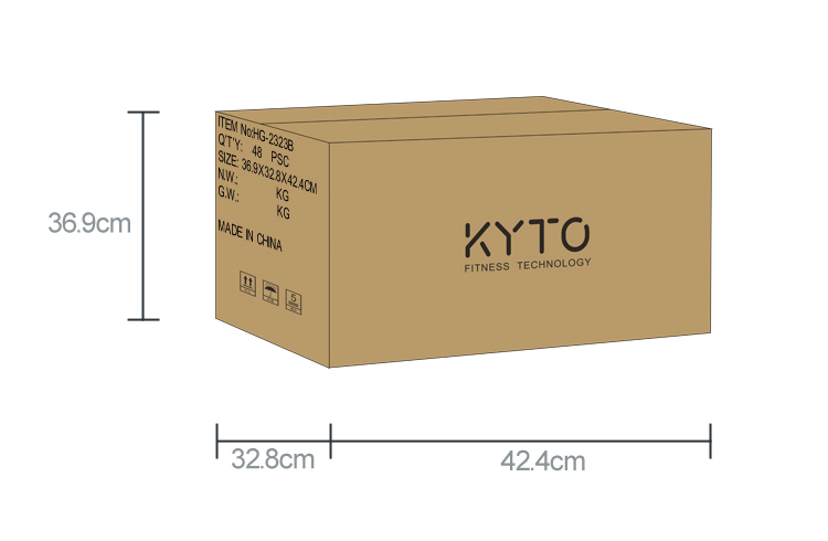 KYTO original digital fitness calorie and counting hand grips