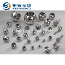 Wholesale DN10 DN500 stainless steel ball and stainless steel ball valve parts