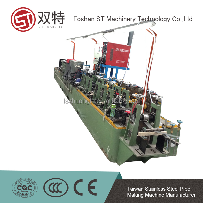 Used Tube Mill Forming Roll/SS Pipe Manufacturer Machinery