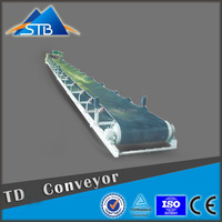 CE Approved Quarry used rubber conveyor belt