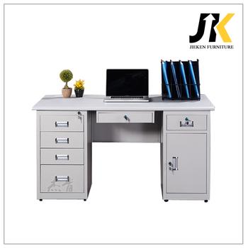 jk060 cheap used metal frame office desks