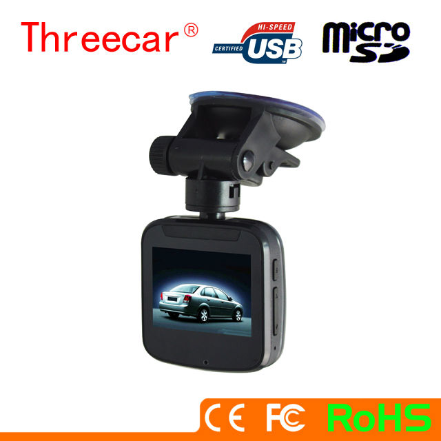 Beautiful Ultra small size Colorful GPS DVR with WDR Function blackvue