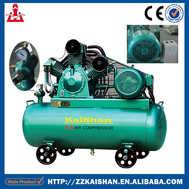 Mobile Electric Motor Air Compressor Piston
