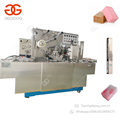 Automatic Perfume Cellophane Box Packing Machine