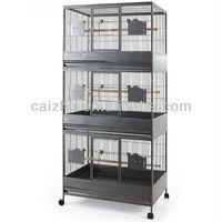 Triple Stackers Breeding Bird Cage, Parrot Cage, Bird Aviary