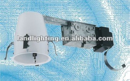 4 inch Remodel NON IC recessed SPOT LIGHT HOUSING/LOW VOLTAGE MODE:LDHR-405-AT-H