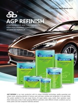 AG 999 High quality HS Clearcoat for Car Refinish Paint/ Car Coating
