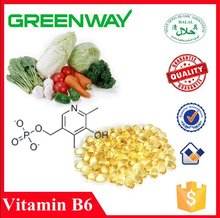 Pharmaceutical/ Feed/ Food Grade Additive 99% Vitamin B6/Pyridoxine Hydrochloride
