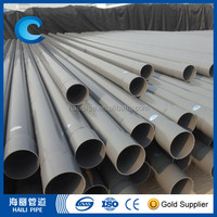 Pvc office building water supply pipe