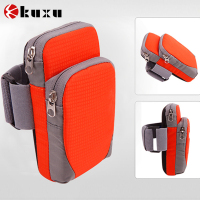 New Waterproof Sports Running Armband Case. Armband Cell Phone Case Holder Pounch For IPhone 5 6 6plus Mobile Phone