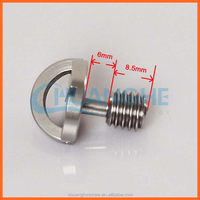 China High quality stainless steel camera slider screws