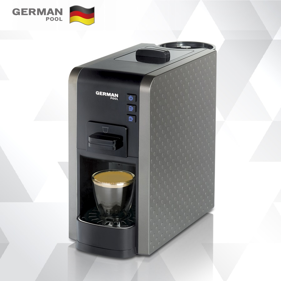German Pool Tailor made Durable material 800ml Nespresso detachable Tank Auto Coffee Maker for Home