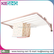 Folding Outdoor Wall Mount Clothes drying Rack