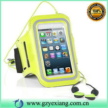 New arrival running jogging sport armband case for iphone 4