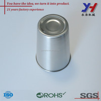 OEM ODM customized 450 mm Aluminum beer container with logo