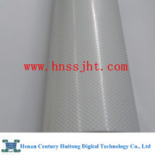 factory one way vision window screen/window covering one way vision/one way vision plastic film