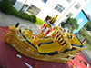 Hot Sale Inflatable Slide/Giant Inflatable Pirate Ship Slide for Kids