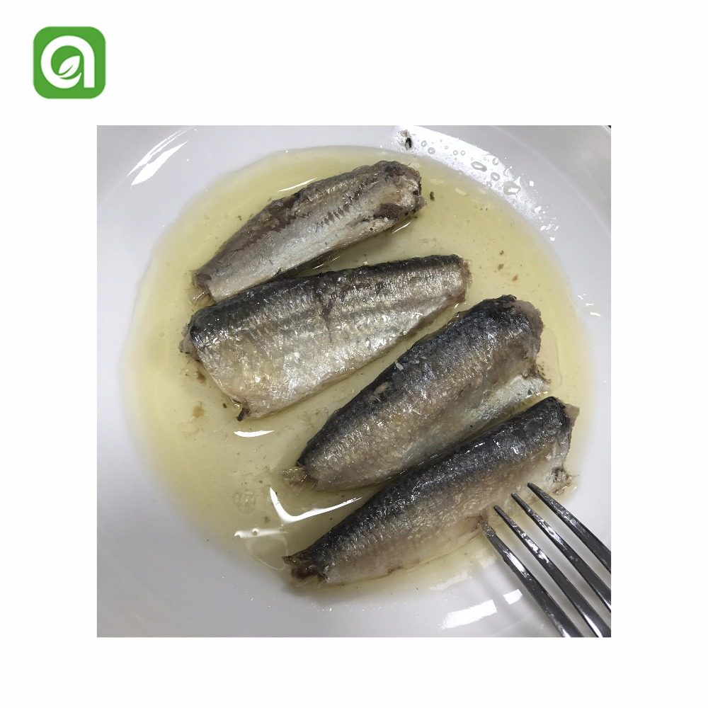 125G CANNED SARDINE IN OIL WHOLESALE