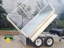 hot sale aluminum trailer frames with best price