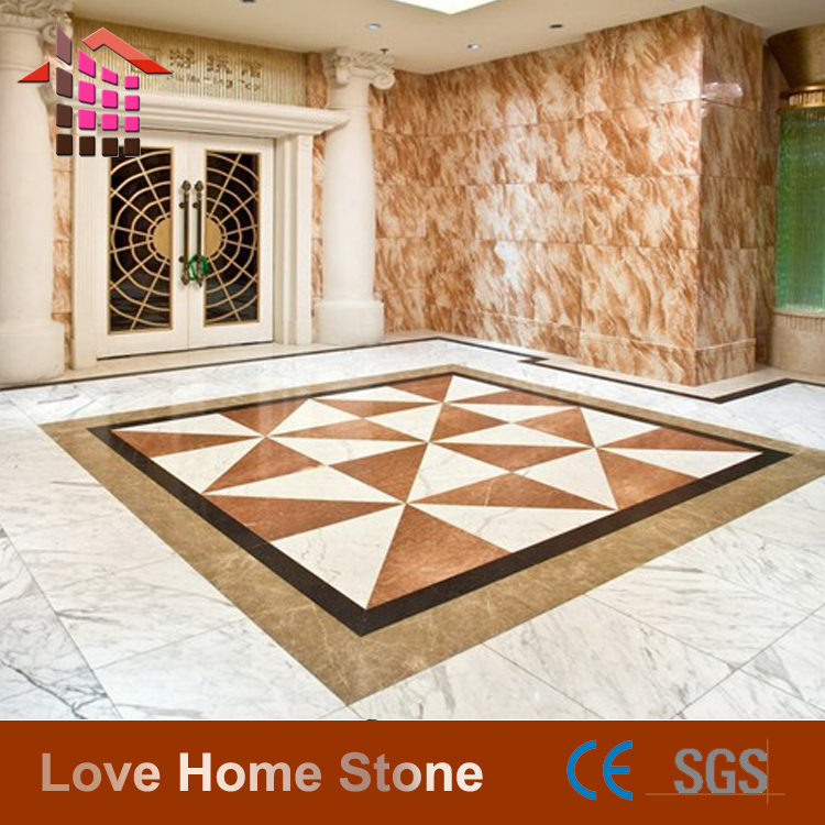 Rosa pink marble price ,pink marble tile