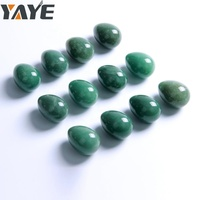 Wholesale Natural Chinese Jade Undrilled Hole Yoni Egg
