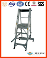 2017 most popular Aluminium Folding Step Ladder With Good Service