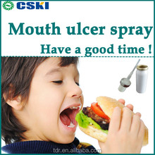 Best-selling Herbal Spray Curing Mouth Ulcer
