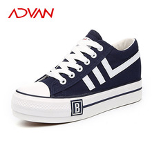 Women New Sneaker Flat Casual Cavans Women Shoes Comfortable Shoes