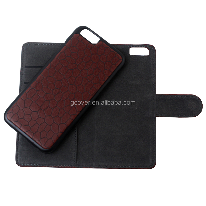 China Supplier Hot Selling Leather Case for iphone 6 cover