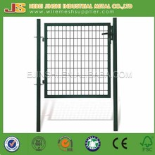 Gate Color Paint wrought iron garden gate