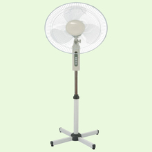 ventilator type stand fan parts with plastic parts