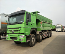 Hot Sale Best Price Big Capacity Howo 8*4 Dump Truck For Sale